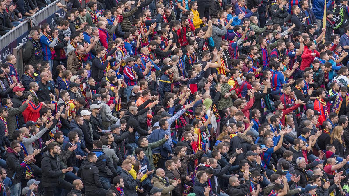 Así están las apuestas del Barça-Eibar
