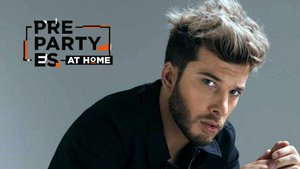 Blas Cantó, uno de los 21 representantes de Eurovisión 2020, que participará en la 'PrePartyES at home'.