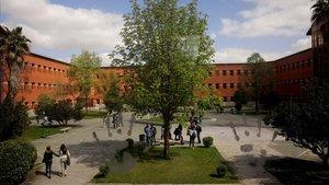 Campus de la Universidad Rey Juan Carlos I de Madrid.