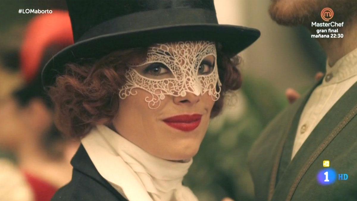 El carnaval de Teresa ('La otra mirada', La 1).