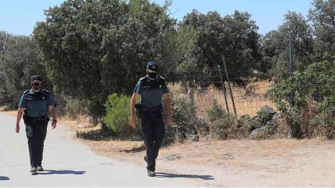 Trobat el cadàver d'una dona d'uns 70 anys esquarterada a Madrid