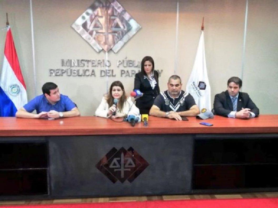 José Luís Chilavert y su sobrino dan a conocer audios de amedrentamiento, tras denuncia penal.