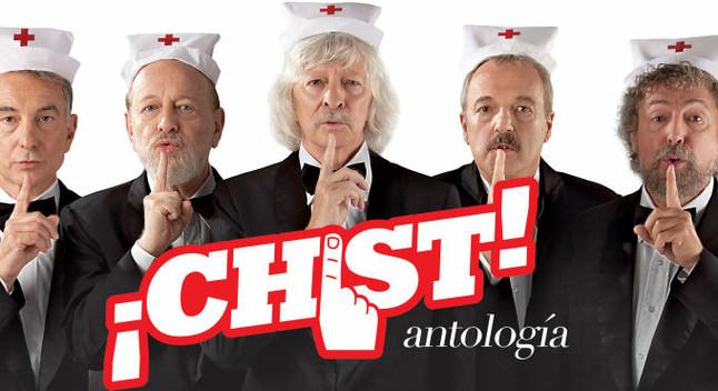¡Chist!, el espectáculo antológico de Les Luthiers.