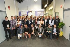 Clausura del programa europeo USEAct para modernizar el Polígono del Centro de Viladecans