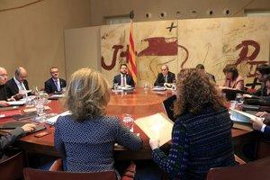 Garantir l'arribada al Camp Nou de jugadors i afició, prioritat del Govern