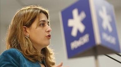 Marta Pascal llama a reforzar el PDECat y niega fisuras internas