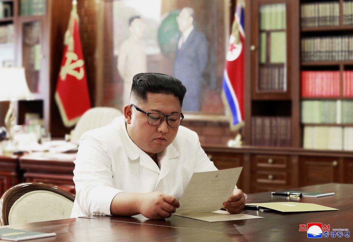 El líder norcoreanoKim Jong-un. AP