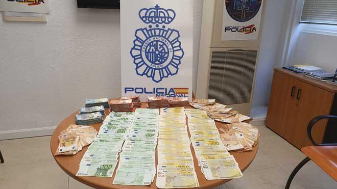Desarticulado en Madrid un 'call center' utilizado para estafar a miles de personas suplantando ficheros de morosidad.