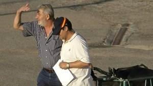Laureano Oubiña acaba un llibre i prepara una sèrie de televisió