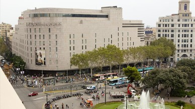 El Corte Inglés es la primera inmobiliaria no residencial de España