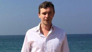 El escritor Mark Forsyth, autor de 'Una borrachera cósmica'