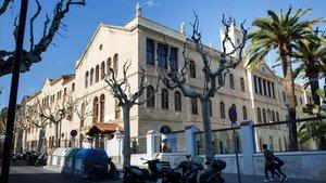 Escuela marista Valldemia de Mataró.