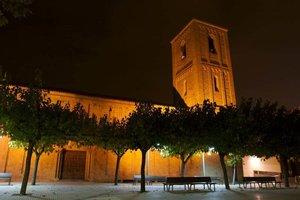 Iglesia de Sant Esteve de Parets del Vallès.