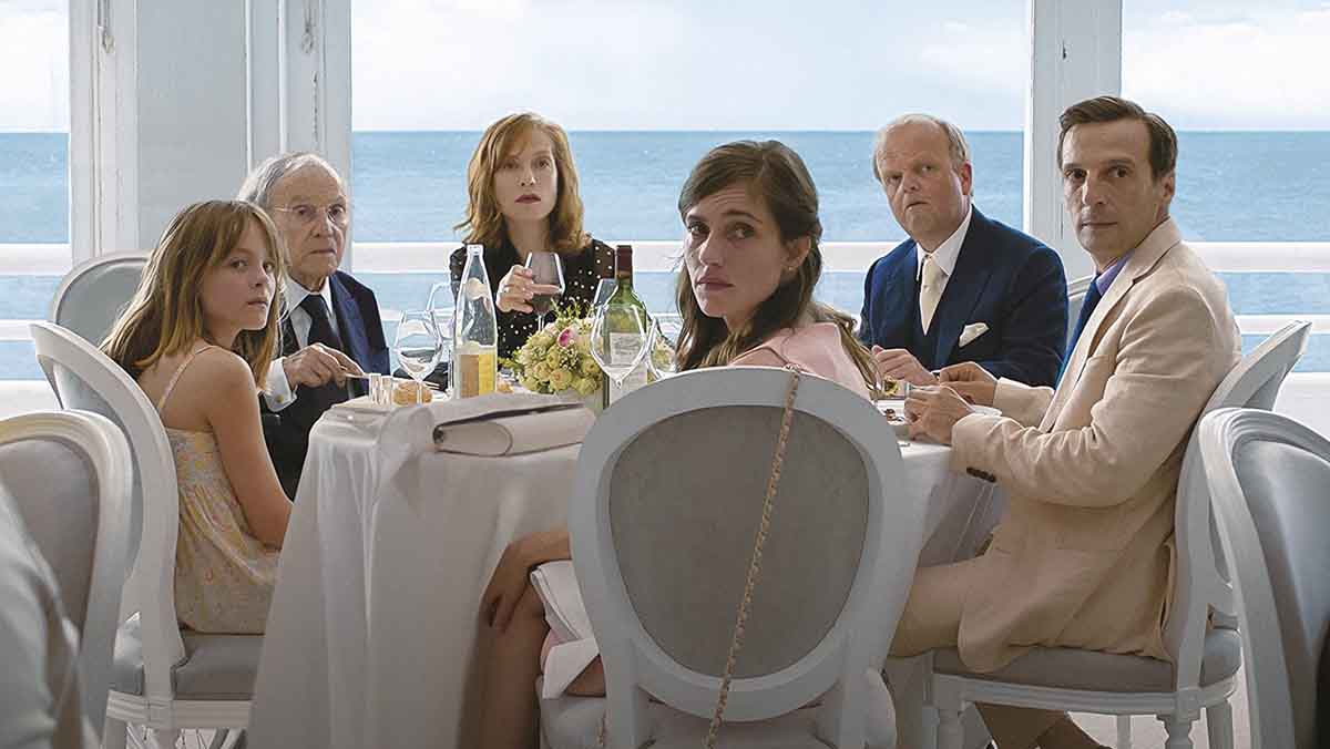 Tráiler de Happy End (2017)