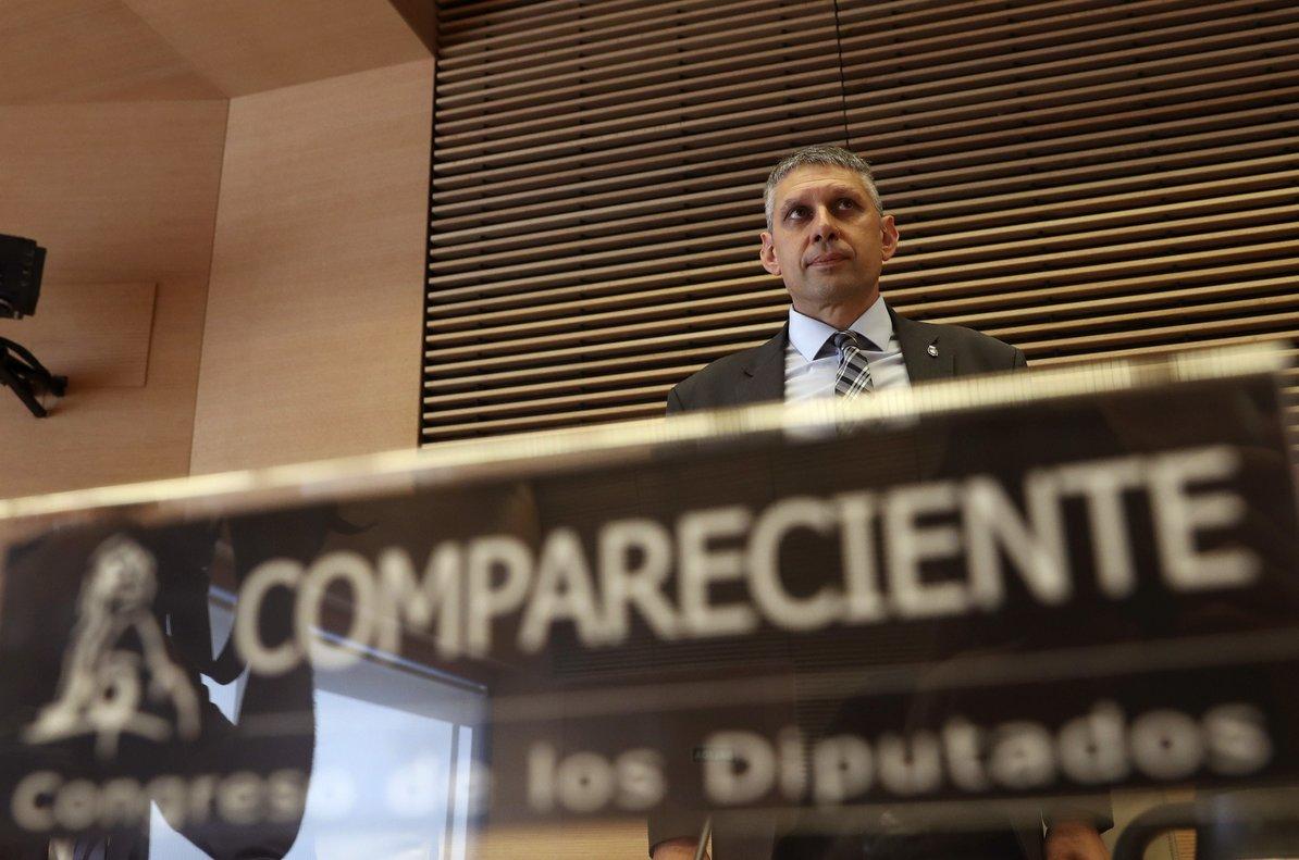 El exinspector jefe de la Policía, José Ángel Fuentes Gago.