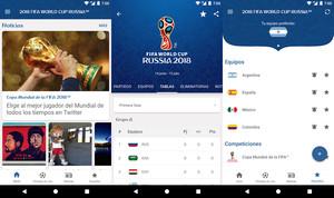 Les millors aplicacions de la setmana: Copa Mundial de la FIFA Rússia 2018