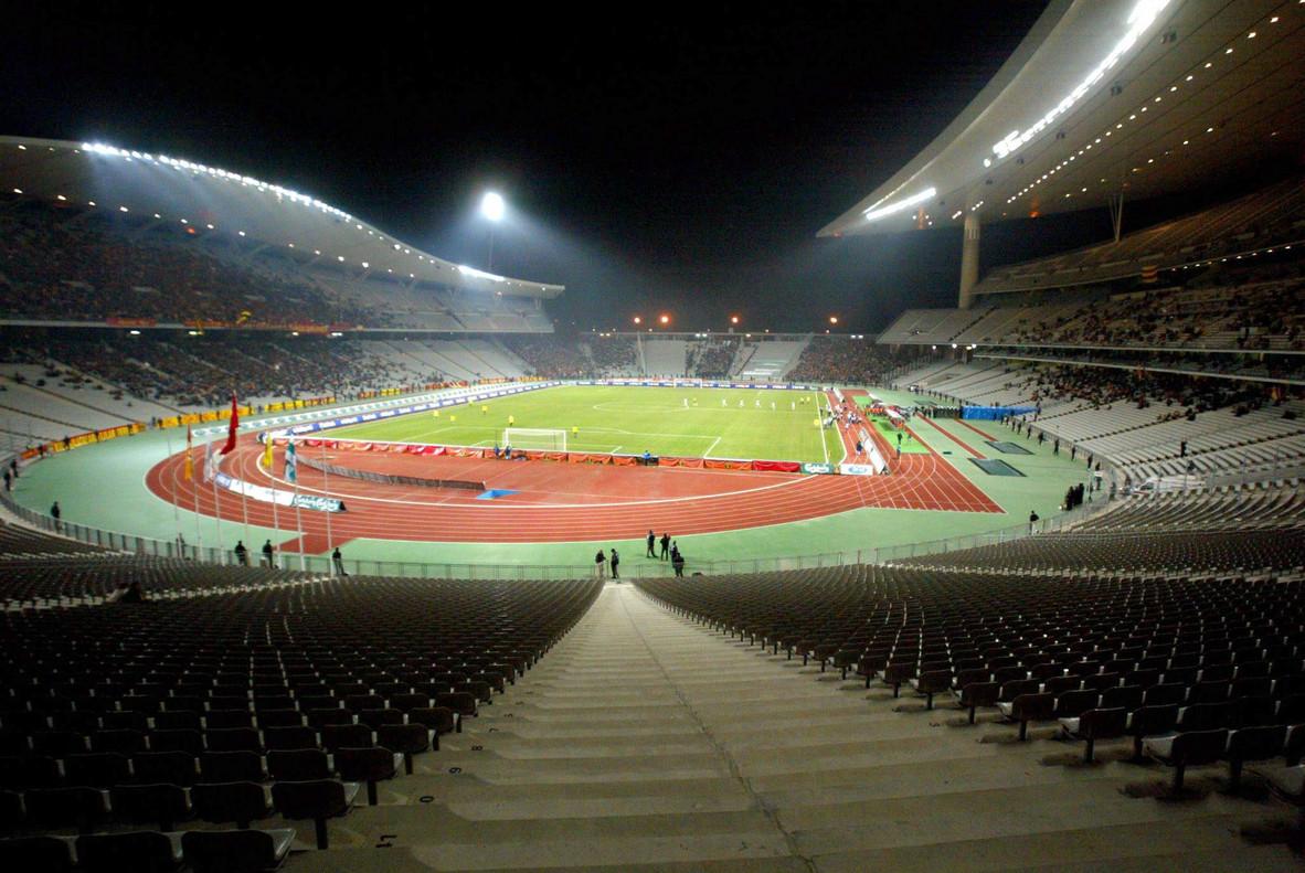 Vista del Estadio Olímpico de Atatürk, en una imagen de archivo.