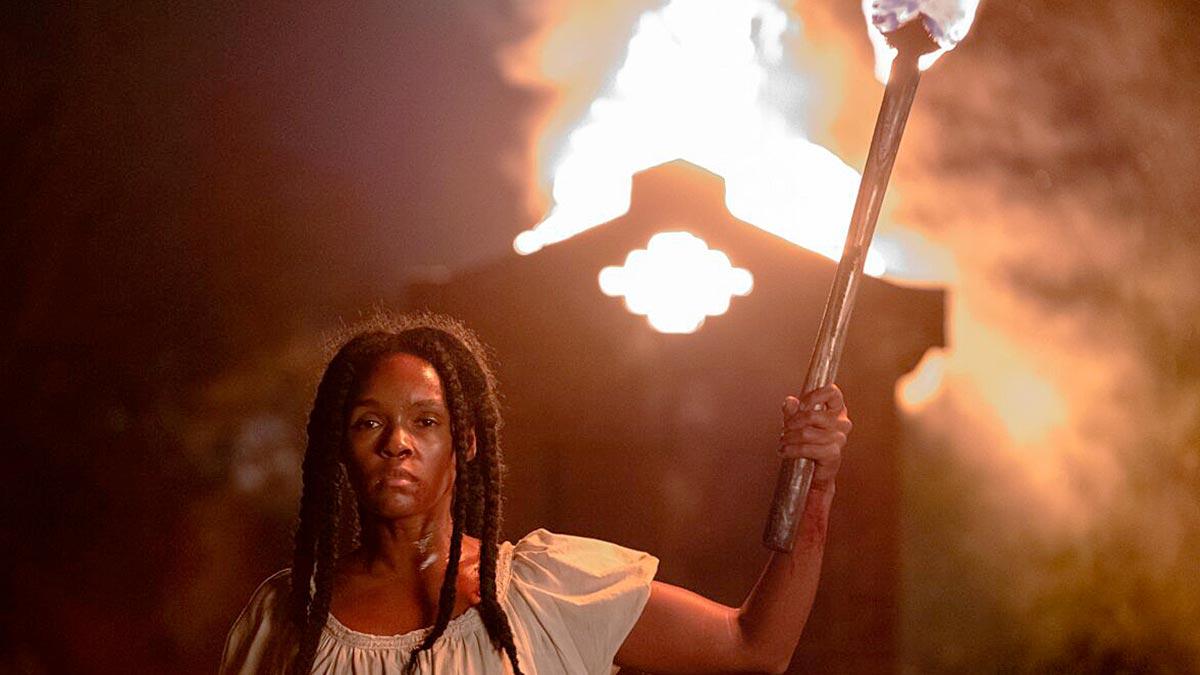 critica de cine: 'Antebellum': raza, clase y género