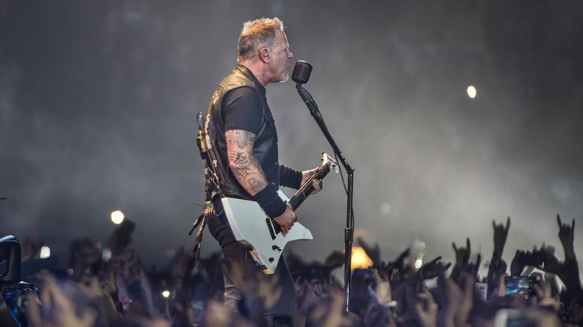 Demoledor Metallica