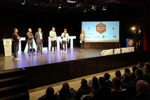 Nou instituts i vint empreses participen en la segona edició de 'Sant Boi Talent'