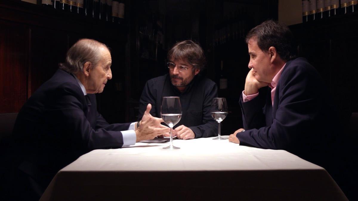 García nega davant el jutge que es referís a Villar Mir en la seva entrevista amb Évole.