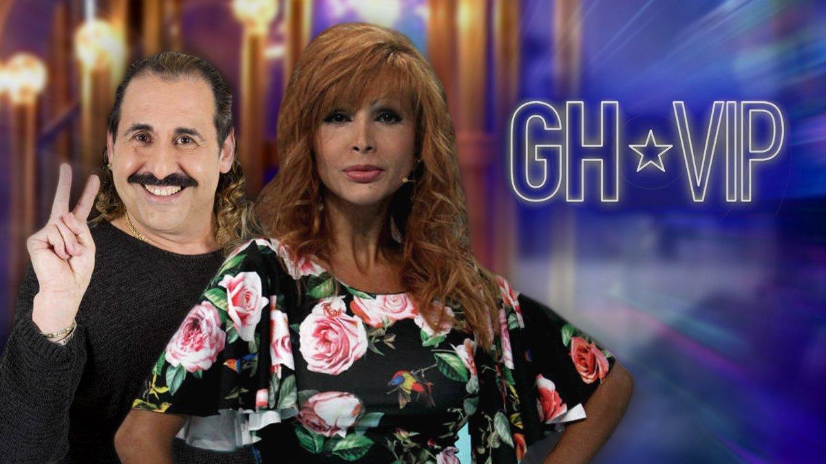 Juan Miguel y Yurena, nuevo dúo de famosos que negocia para el 'GH VIP' de parejas de Telecinco
