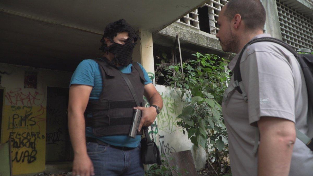 Imagen del primer programa de la nueva temporada de Pasaporte Pampliega.