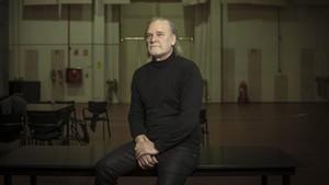 Lluís Homar arriba a l'Atrium de Viladecans amb 'La neta del senyor Linh'