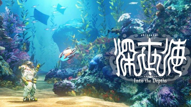 Juego 'Shinsekai: Into the Depths', uno de los juegos disponibles desde este juevespara Nintendo Switch.