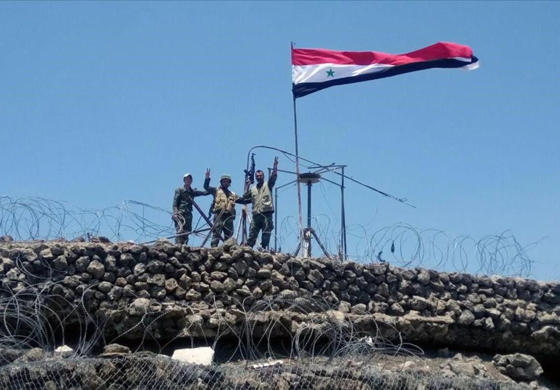 Se rinden terroristas que controlaban ciudad siria de Quneitra