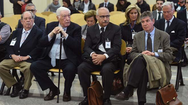 La fiscal de 'Pretòria' pacta salvar de la presó Alavedra si confessa
