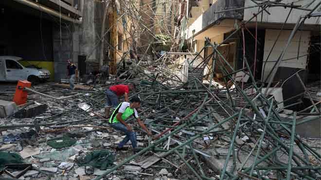 El Líban avisa que la seva economia no pot afrontar la catàstrofe