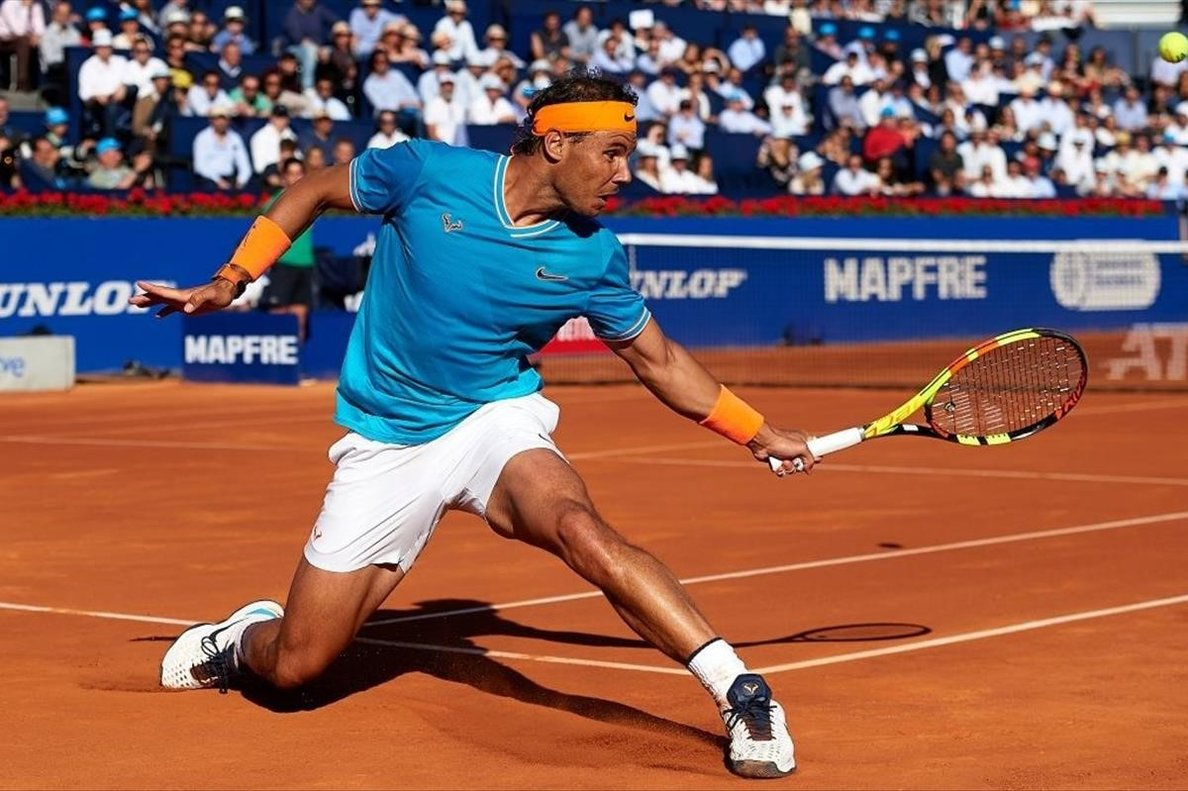La tornada més boja del tennis