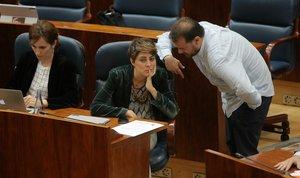 Lorena Ruiz-Huerta empara les seves crítiques a la Policia en la seva llibertat d'expressió