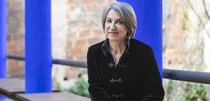 Loretta Napoleoni, experta en financiación del terrorismo, en Barcelona.
