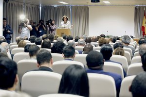 Sentència del judici del procés: El Govern central convoca els diplomàtics estrangers