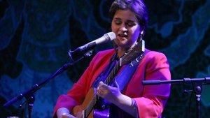 Madeleine Peyroux, en el Palau de la Música