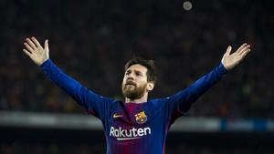 Messi també s'apropa a la Bota d'Or