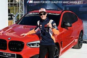La mare de Marc Márquez ja té el BMW que volia