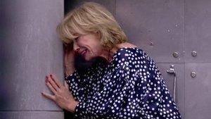 'GH VIP': Mila se queda encerrada con Hugo, sufre un ataque de ansiedad y amenaza con abandonar