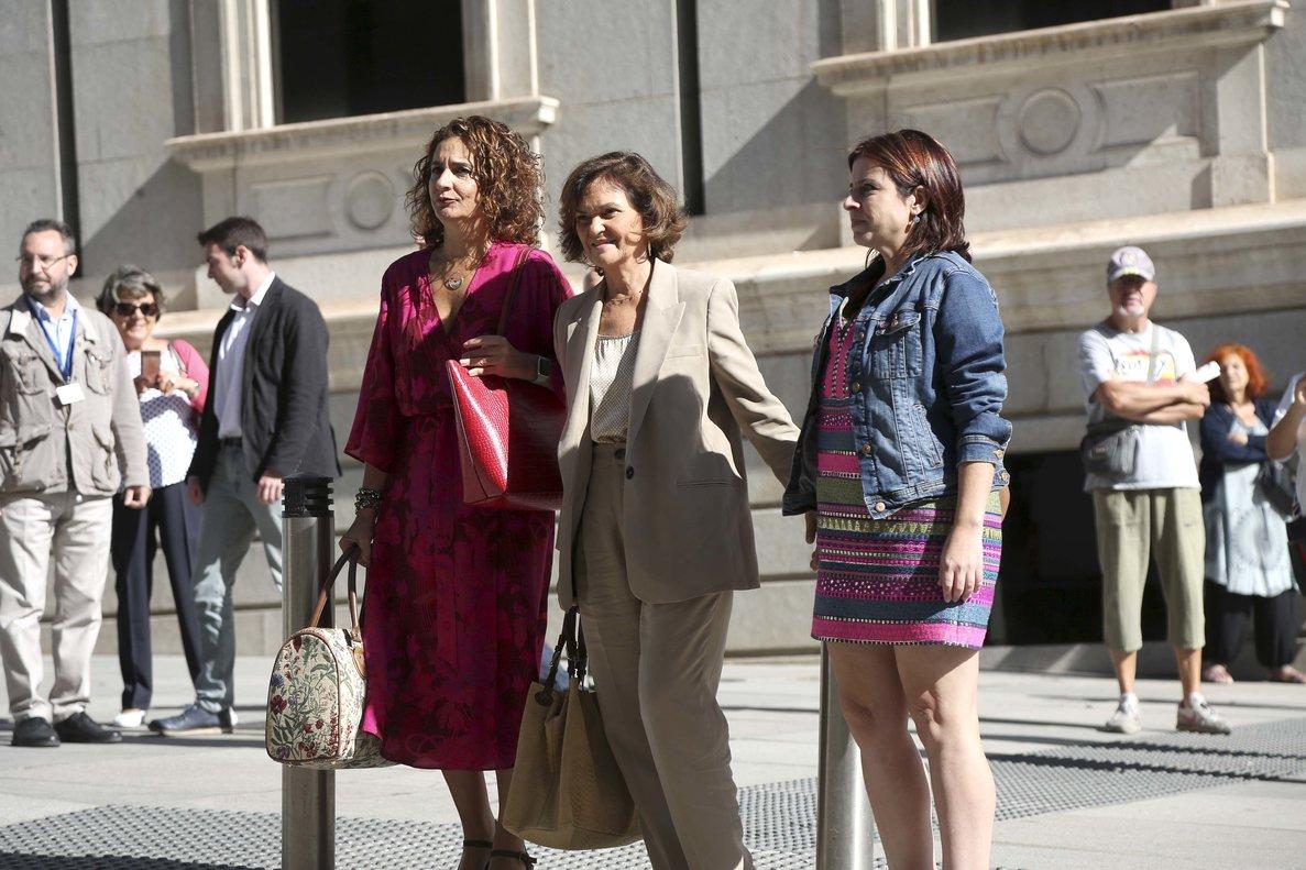 Naufraga la negociació PSOE-Podem