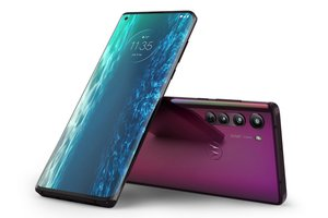 Arriba al mercat el Motorola Edge, un 'smartphone' 5G per 599 euros