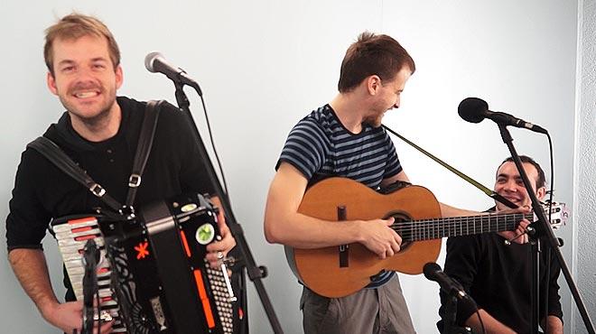Som Música Directa: 5 años de acústicos, el 5 de octubre en Luz de Gas