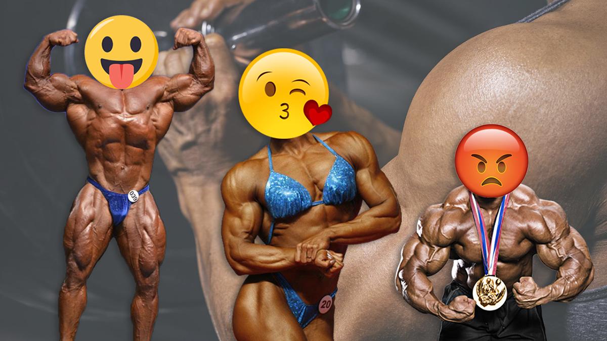 Naturales o dopados... ¿Qué músculos prefieres?
