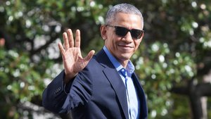 El expresidente de EEUU, Barack Obama.