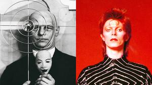 Oskar Schlemmer, junto a David Bowie, uno de los artistas a los que inspiró.