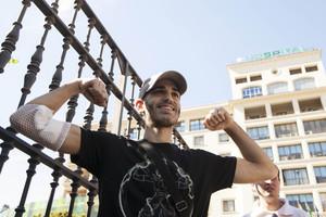 Pablo Raez en Marbella
