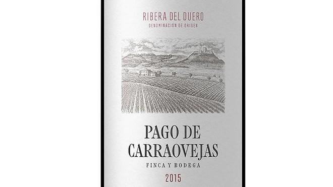 VinoPago de Carraovejas 2015.