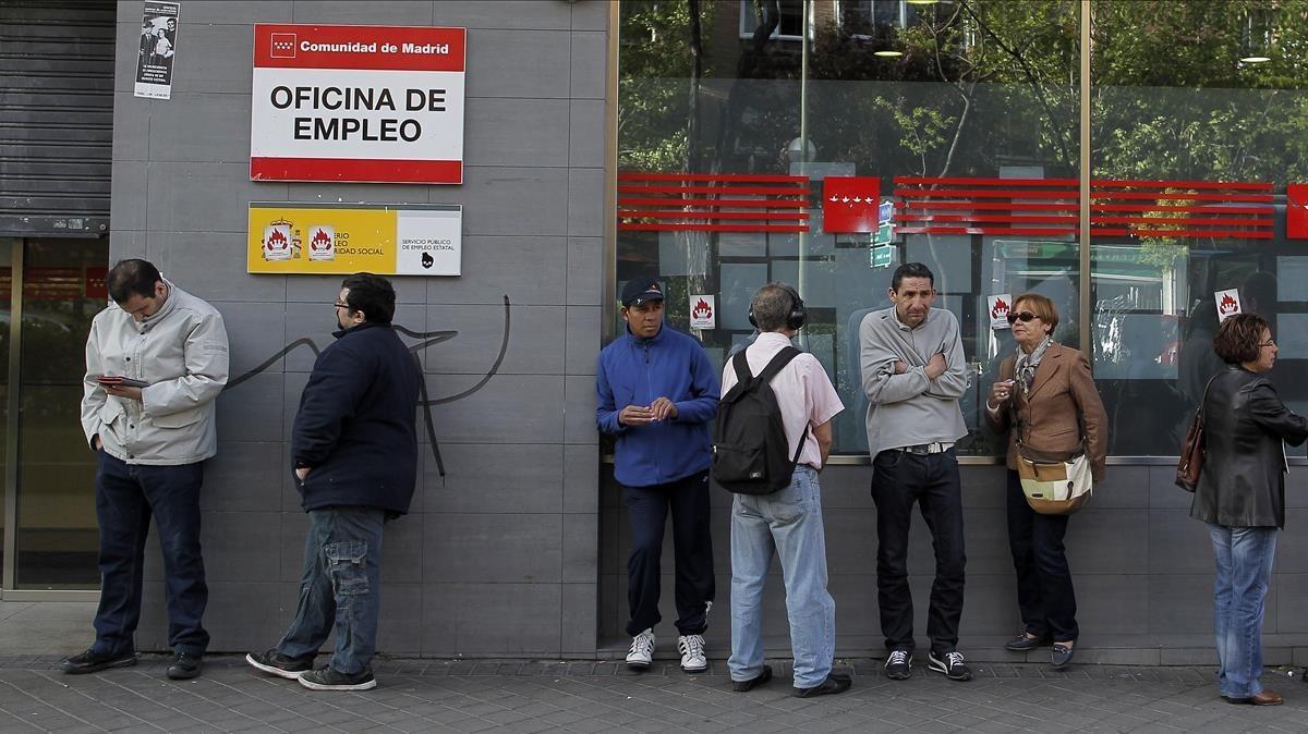 Viernes negro: el 31 de agosto fue el día que más empleos se destruyeron en España