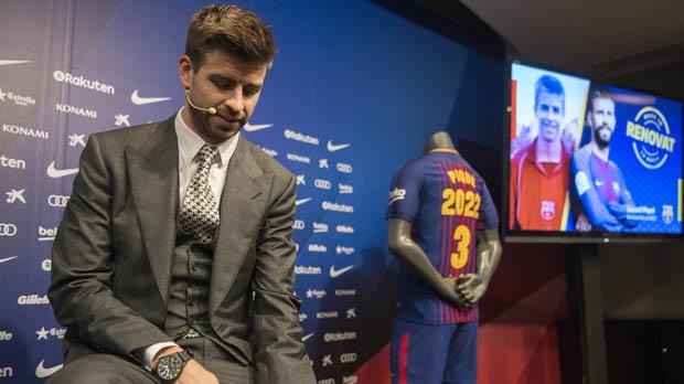 Piqué diu que el resultat del 21-D a Catalunya no està sent respectat.